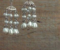 SALE/ Chandelier Earrings /  Statement by littleedenvintage, $17.00