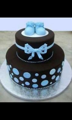 Love this for a baby boy shower