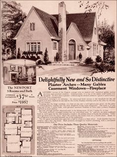 Wow....and was THAT a fortune back then?  what the hec happened..look at this home, built to last for many generations...(1930)