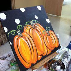 pumpkin painting 6