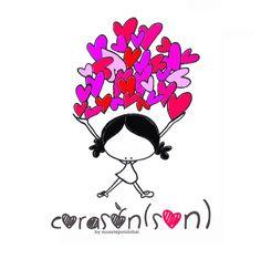 Hoy es el día mundial de (tu) corazón. Va por tí. #EeeegunonMundo!!!