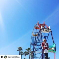 Noen ganger er man oppe. Noen ganger er man nede. #reiseliv #reisetips #reiseblogger #reiseråd  #Repost @travelingline with @repostapp  Balboa fun zone