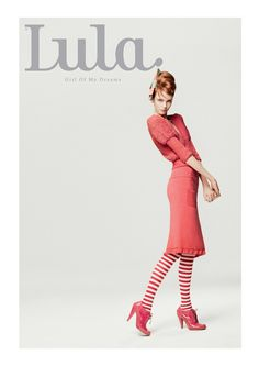 Lula (Cover : Kate Somers) #magazine