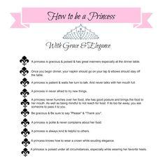 How to be a princess etiquette training  #Disneybeauties #cbias