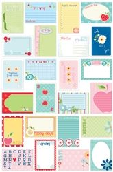 Avalon Bazzill  | Journaling Cards | Project Life | Cuttingbugs.com