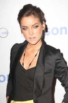 Jessica Stroup's eyes