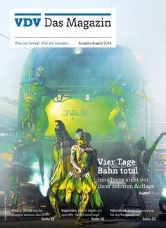 VDV Das Magazin (August 2014)