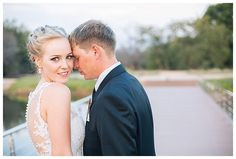 Stunning bridal couple! Photo by Charl vd Merwe Photography