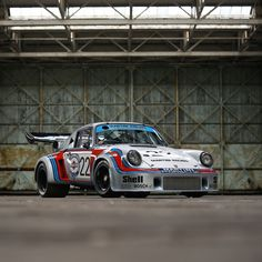 First Turbocharged Competition 911 to Race at 24 Hours of Le Mans is 1 of 3 Historic Porsches At Gooding's Amelia Island Auction | FLATSIXES