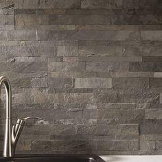 x Reclaimed Peel & Stick Solid Wood Wall Paneling Peel N Stick Backsplash, Peel And Stick Tile, Stick On Tiles, Kitchen Backsplash, Stone Backsplash, Kitchen Cabinets, Vinyl Wall Panels, Wood Panel Walls, Wood Wall