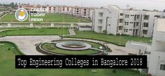 Top Engineering Colleges in Bangalore Rating, List & Fee Top Engineering Colleges, Karnataka, Capital City, India, Goa India