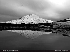 Hoinemal Mountain by Khaled Esmaili on 500px