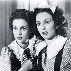 María Elena Márquez y Marga López-Colegialas.