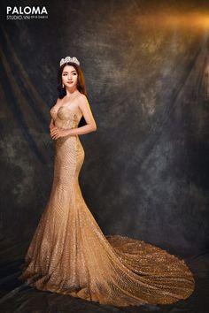 Design by Sequin gold dress Gold Sequin Dress, Gold Sequins, Dresses, Design, Curve Dresses, Vestidos, Dress, Dressers