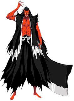 Tensa Zangetsu, Kenpachi Zaraki, Bleach Yachiru, Bleach Fanart, Bleach Manga, Shinigami, Elsword, Bleach Swords, Bleach Tattoo