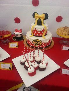 Minnie Mouse Party Ideas.... Diana Mendoza