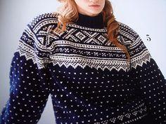 毛糸だま 10年冬号 - こりすの工房便り Norwegian Knitting, Knitting Patterns, Pullover, Sweaters, Vintage, Fashion, Moda, Knit Patterns, Fashion Styles