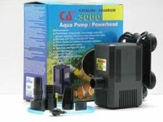 $41.99-$72.00 Catalina Aquarium CA 3000 Aquarium Pump 1000 GPH - Powerful output & high efficiency. Submersible in Fresh or Saltwater.  Multi-purpose superior design & low energy consumption. Produces a lot of air silently.  Connect with PVC or flexible hose - connector can be firmly tightened. Mass Air Input with cool down function. Changeable flow direction and  adjustable flow volume. Multifun ...