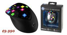 HP Touch To Pair Mouse ¢9.990!!! Envio Gratis en todo el GAM!!!