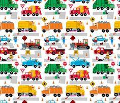 Trucks fabric