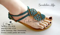 alfa sandalias