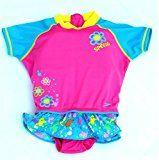 Speedo Girls UV Flotation Suit Begin to Swim