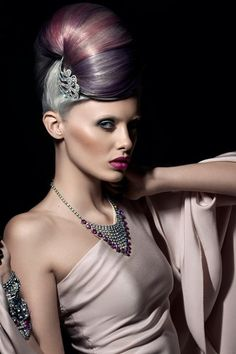 Crazy hair colours: Colour trends to try http://imagogo.info/2013-hairstyle-highlights