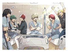 Anime Meme, Funny Anime Pics, Cute Anime Guys, I Love Anime, Boku No Hero Academia Funny, My Hero Academia Shouto, My Hero Academia Episodes, Hero Academia Characters, Bakugou Manga