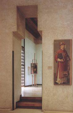 il museo castelvecchio, verona