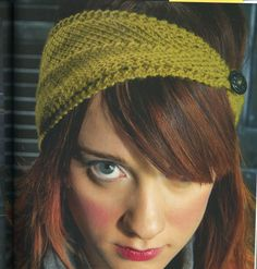 I already made two from left over yarn.  Interweave Knits Accessories 2011 Magazine