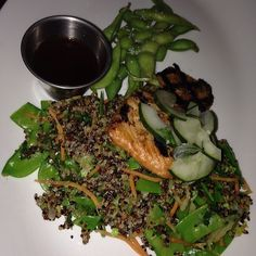 Miso Grilled Salmon   Photo by Instagram user lilstylefile #SoEatingThis #houlihans