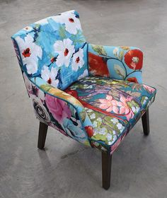 The JIMMY POSSUM Willi Occasional Chair In Blenheim