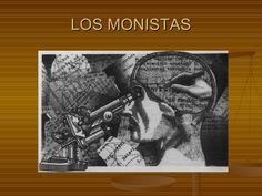 Los monistas son los filósofos presocráticos, que postulaban un único (arjé) o principio constitutivo de las cosas, que es lo verdaderamente existente.