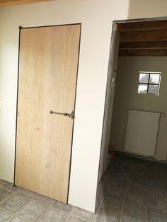 Oakdreams.be: eiken deur