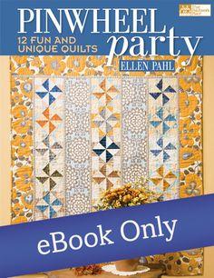 Martingale - Pinwheel Party eBook