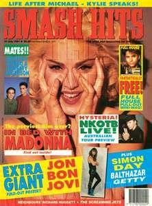 Smash Hits Australia July 10 1991