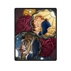 "Wenglee Beast Beauty - Disney Fleece Throw Blanket 40"" x 50"" Wenglee http://www.amazon.com/dp/B015FH2J4W/ref=cm_sw_r_pi_dp_IRGOwb1MKJHYR"