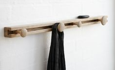 Our new Track coat rack - soon in stores.