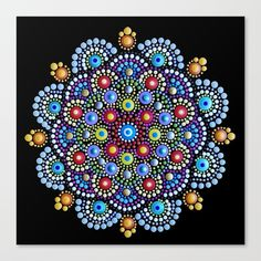 Buy Mandala power Canvas Print by yusbellydiaz. Worldwide shipping available at Society6.com. Just one of millions of high quality products available.