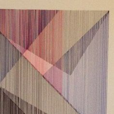 detail of a work that will be in the Papier 14 Art Fair, Montreal, April 25 - 27, #mkg127  booth