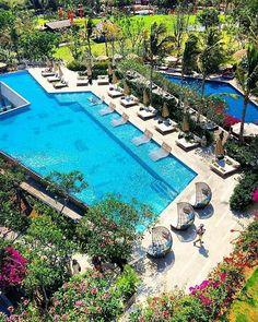 "436 Likes, 8 Comments - Impeccable Hotels (@impeccablehotels) on Instagram: ""Rimba Jimbaran Bali #impeccablehotels 🌴 📷by @travellersplanet #rimbajimbaran #rimbabyayana"""