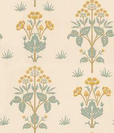 Meadow Sweet wallpaper by Morris