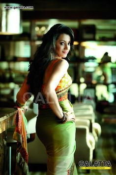 Tamil Actor Trisha at her best in a Galatta Photoshoot