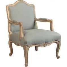 Pelham Arm Chair in Gray