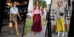 Slip skirts