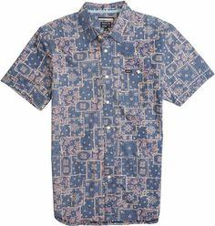 Look killer in this RVCA Dan Banna shirt. http://www.swell.com/New-Arrivals-Mens/RVCA-DAN-BANNA-SS-SHIRT?cs=NV