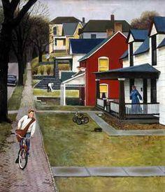 Newsboy - John Philip Falter