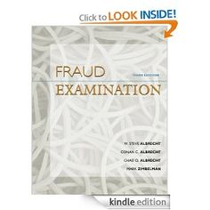 Study to determine, detect, investigate, and prevent financial fraud with the latest version of this intriguing text. FRAUD EXAMINATION, Third Edition, makes it simple to study and perceive the character of fraud investigation at this time with memorable enterprise examples and quite a few actual fraud instances drawn from the first-hand experiences of recognized fraud investigator and forensic accounting expert W. Steve Albrecht and the entire authorship team