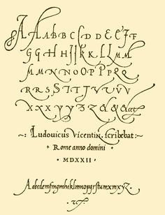 Italian humanists soon revolted against the heavy Gothic look by reverting to a more Carolingian script and inventing a cursive form of it,known as italic.