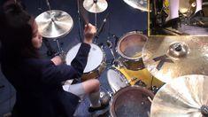 【 K-ON!! 】 けいおん!! GO! GO! MANIAC (Full) 叩いてみた Drum cover